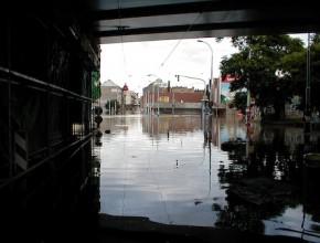 Prague Czech Republic floods 2002
