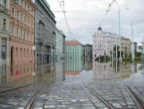 Prague floods 2002